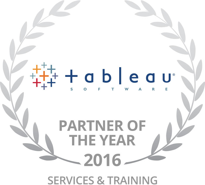 Tableau Partner of the Year 2016