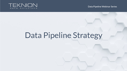 DP - Data Pipeline Strategy