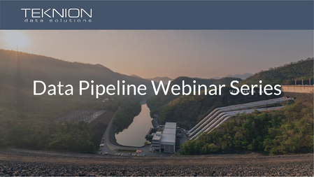 Data Pipeline Webinar Series Cover