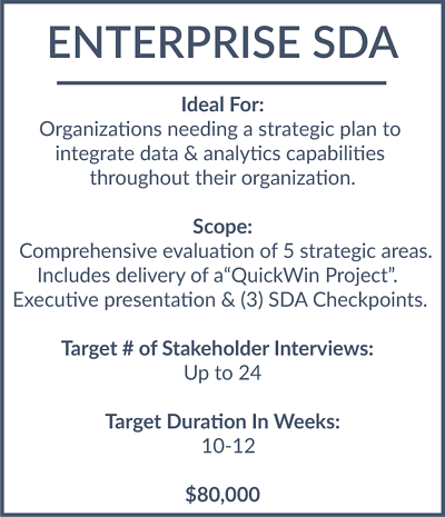 SDA Enterprise Pricing Module_Steel Blue_One Pager