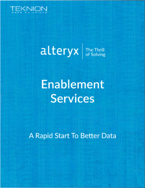 Solution Delivery_Service Cover Image_Alteryx_Enablement