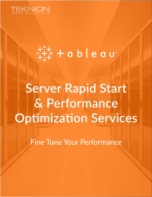 Solution Delivery_Service Cover Image_Tableau SRS_Performance Opt