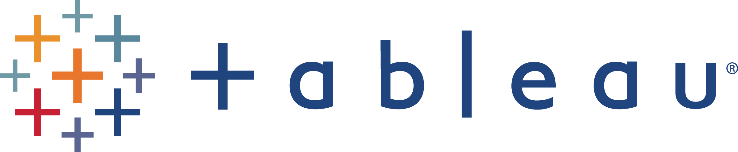 Logo for Tableau