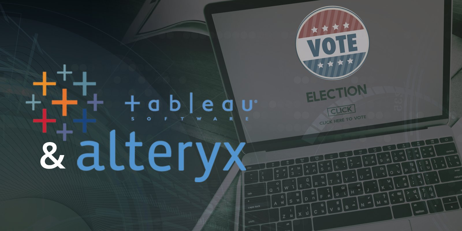 How Tableau and Alteryx Helped Push One Candidate to a Mayoral Race Victory