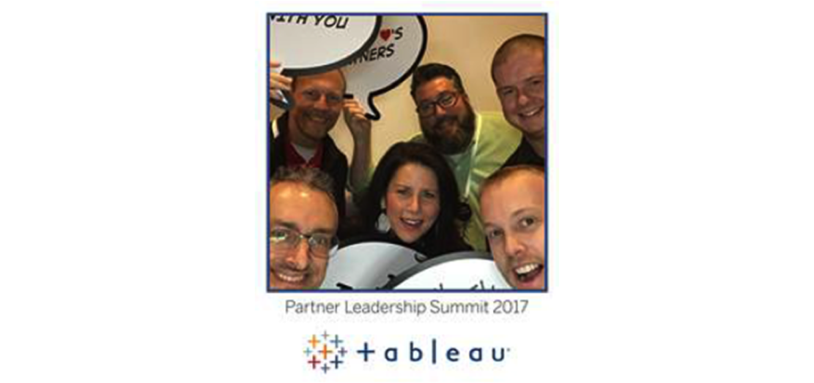 Teknion Named Tableau's 2016 Services and Training Partner of the Year