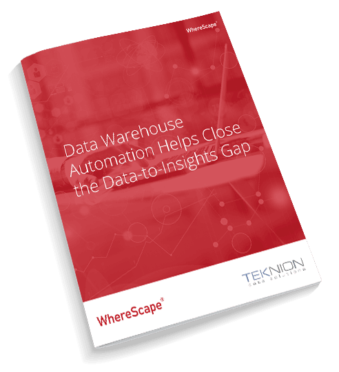 Data Warehouse Automation Helps Close the Data-to-Insights Gap