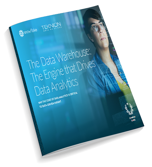 The Data Warehouse: The Engine That Drives Data Analytics