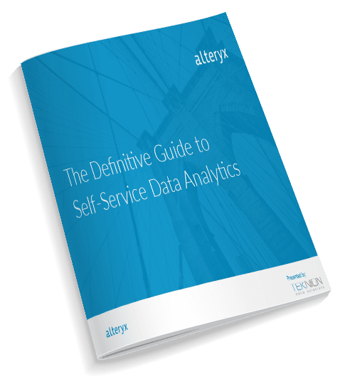 The Definitive Guide to Self-Service Data Analytics