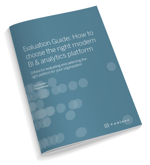 How to Choose the Right Modern BI & Analytics Platform
